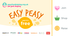 Easyfundraising image link