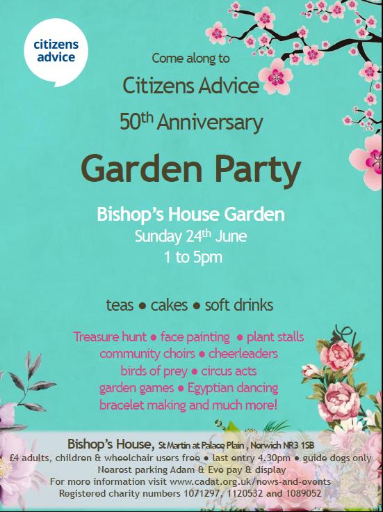 Bishgops Garden poster
